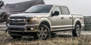 2018 Ford F-150 LARIAT SUPERCREW 5.5