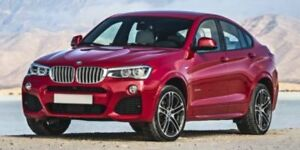 2015 BMW X4 xDrive28i Full Load Immaculate cond Low km