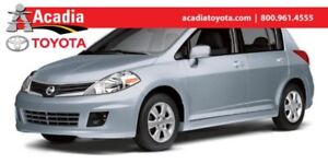 2010 Nissan Versa SL **AS TRADED SPECIAL**