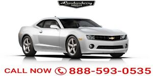 2013 Chevrolet Camaro 2DR RWD RS Leather,