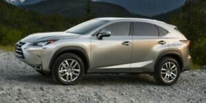 2015 Lexus NX 200t Luxury, Navigation, No Accidents, One Owner