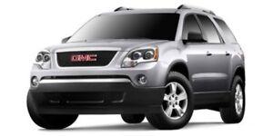 2011 GMC Acadia 4WD SLE-2 Rear DVD,  Back-up Cam,  Bluetooth,  A