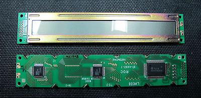 Hitachi Alphanumeric LCD Display Module LM038 20x1 Characters 5x7 Dots OM0224a