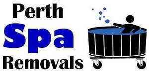 Professional spa moving in Perth area Heathridge Joondalup Area Preview