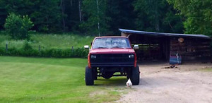 Lifted square body