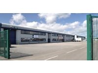Newly Built Industrial Unit Available For Rent