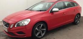 Volvo V60 2.0D D3 ( 136bhp ) FROM £41 PER WEEK!