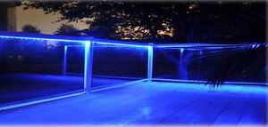 New, unused - 30' of LED Remote Controlled Outdoor Deck Lighting