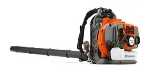 HUSQVARNA BACK PACK BLOWERS
