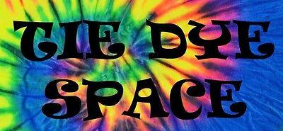 Tie Dye Space