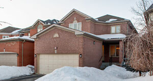 Gorgeous 4+1br House for Rent, Richmond Hill