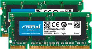WANTED: 8GB (2x4GB) DDR2 laptop memory