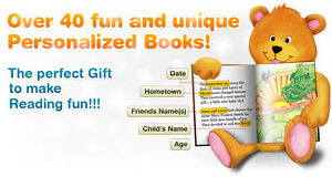 Create a Book Home Buisness ( Personalized Children's Books)