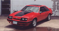 1992 Ford Mustang lx hatchback