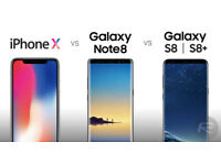 Wanted Iphone x 10 8 plus 7 plus samsung s8 plus note 8 FAULTY NEW USED WORKING