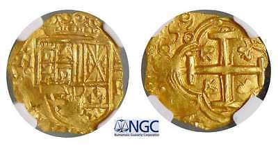 Click now to see the BUY IT NOW Price! COLOMBIE   PHILIPPE IV 1621 1665   ESCUDOS 1659 NR R MS62 NGC   FDC