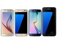 Wanted any Samsungs s7 edge ,s8,s8 plus Any Condition