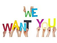 Staff wanted in Bath full or part time