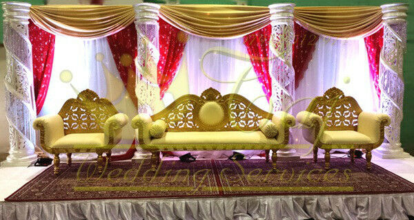 Asian indian wedding mehndi stages backdrops decor marquee tent asian indian wedding mehndi stages backdrops decor marquee tent hire chair covers junglespirit Image collections