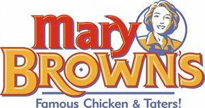 Assistant Manager Mary Brown's
