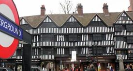Beautiful, Quiet, Talking Therapy Rooms in Iconic Staple Inn, AdHoc Hrs, City, Chancery Lane Holborn