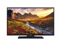 nearly new Panasonic TX-48C300B 48 Inch Full 1080p HD LED TV Built in Freeview HD USB with warranty