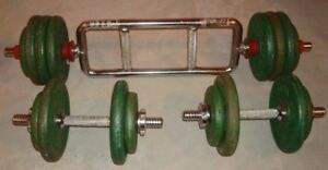 York Weight Plates and Bars