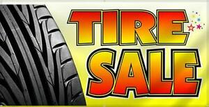 Summer 2015 All Season & Winter Tire Blowout Sale starts today!