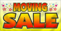 **STRATHROY - MAY 23RD - HUGE MOVING SALE**
