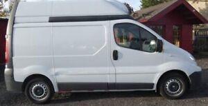 2007 Renault Trafic 2.0 dCi SWB Manual Van/Minivan