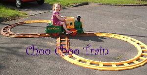 Santa Fe Ride On Train, ride on toy, ride on car Gatineau Ottawa / Gatineau Area image 1
