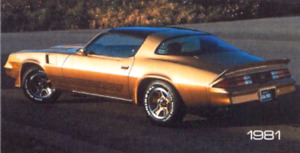 Looking for a 1981 Camero