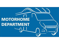 We can sell your motorhome for you !