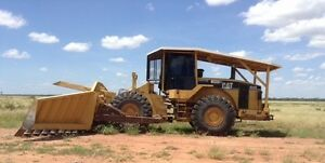 Cat 824 G Wheel Dozer Clermont Isaac Area Preview