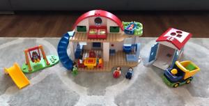 jouets divers playmobil
