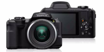 Fujifilm Finepix s8600 16MP 36x(Optical Zoom) Digital Camera Oxley Brisbane South West Preview