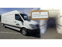 📦 EDTS >> Man & Van for Hire .. 7 Day Service ..