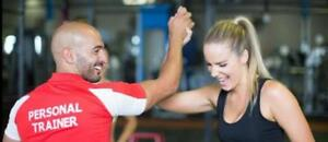 Take over Personal Training with Goodlife