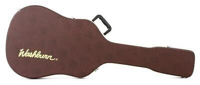 Washburn Deluxe Grand Auditorium Acoustic Guitar Case Model GCGADLX  - GCGADLX