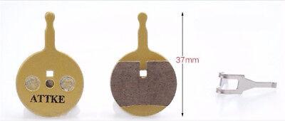 Pastillas de freno para bicicletas 2 und. bicycle discs