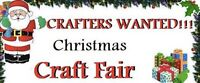 CHRISTMAS CRAFT FAIR-VENDORS WANTED