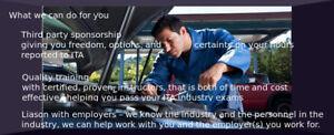 automotive apprenticeship refresher courses