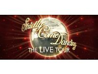 2 x REDUCED Strictly Come Dancing Tickets at Wembley SSE Arena - 9th February at 7:30pm