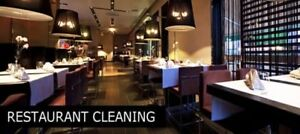 RESTAURANT DEEP DETAIL CLEANING & CARE