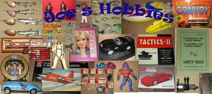 Joe's Hobbies
