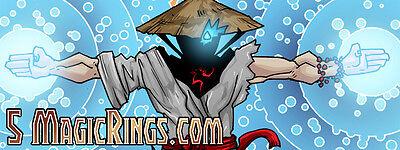 5 Magic RIngs