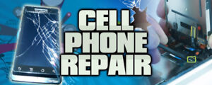 REPAIR CELL PHONE,TABLET, iPAD @TECHVISION AT BEST PRICE
