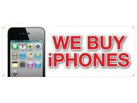 Cash Paid iPhones 5s,5se,6,6+,6s,6s+ Any Condition