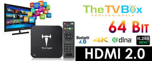 Canadian Android Tv Boxes - The Tv Box Professionals Cambridge Kitchener Area image 1