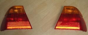 BMW Rear Tail Lamps OEM